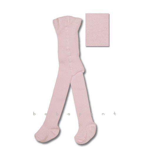 Bébi harisnyanadrág rózsaszín