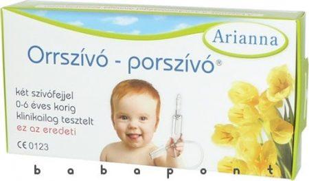 orrszívó-porszívó Arianna