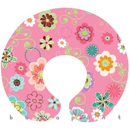 Szoptatós párna, formatartó CHICCO Boppy Wild Flowers 7990283