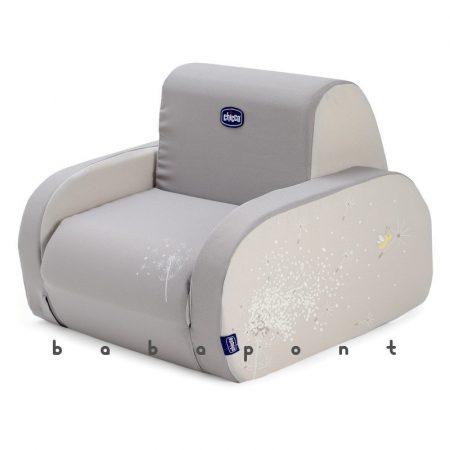 babafotel-ágy Chicco TWIST Light Grey 507909828