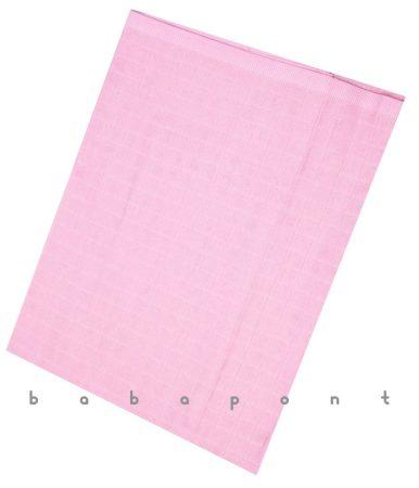 kifogó, cseh tetra 90x140cm, rózsaszín