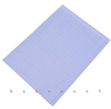 kifogó, cseh tetra 90x140cm, kék