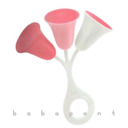 Csörgő Chicco Tulipán pink 00231