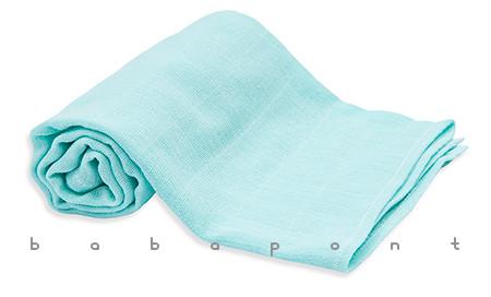 textilpelenka egyszínű Scamp zöld