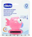 Vízhőmérő halacska Chicco pink 65641