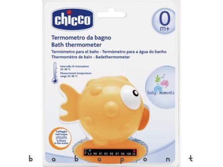 Vízhőmérő halacska Chicco narancssárga 65640