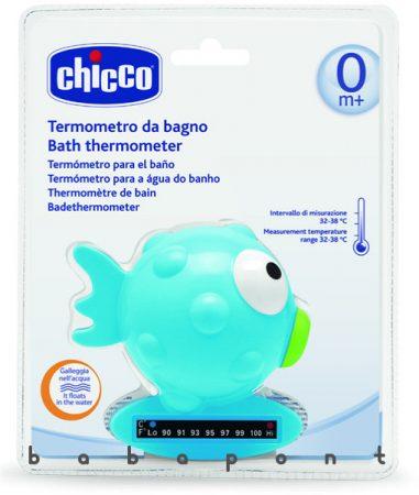 Vízhőmérő halacska Chicco kék 65642