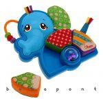 kirakós puzzle Chicco Mr. Elephant 7205