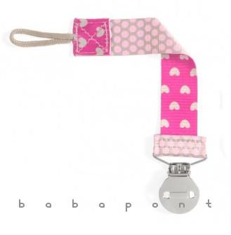 Cumipánt CHICCO Fashion Clip Pink 93411