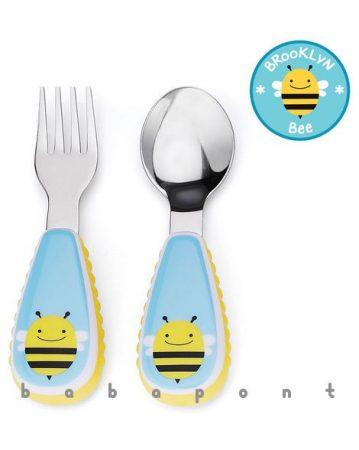Evőeszköz gyerekeknek SKIP HOP ZOO Bee