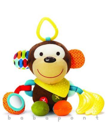 Készségfejlesztő babajáték SKIP HOP Bandana Buddies Majom