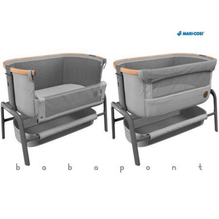 Co-sleeping babaágy Maxi-Cosi IORA Essential Grey