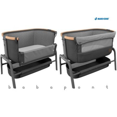 Co-sleeping babaágy Maxi-Cosi IORA Essential Graphite