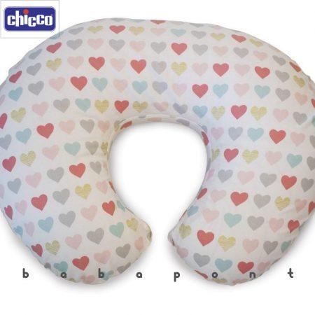 Szoptatós párna formatartó Chicco BOPPY Hearts 7990249