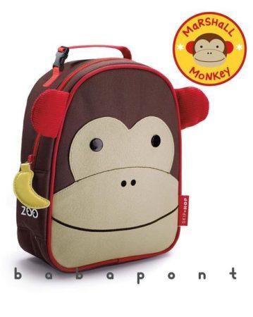 Hidegen tartó uzsonnás táska SKIP HOP Monkey