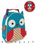 Hidegen tartó uzsonnás táska SKIP HOP Owl
