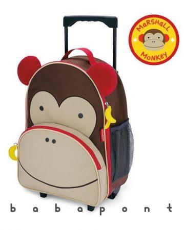 Gurulós bőrönd gyerekeknek SKIP HOP Monkey