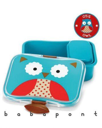 Uzsonnás doboz gyerekeknek SKIP HOP Owl