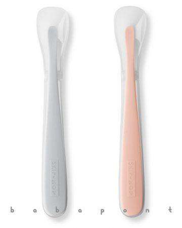Easy-Feed Soft kanál SKIP HOP Gray-Pink 2db