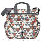 Pelenkázó táska SKIP HOP, Duo Signature Triangles