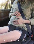 Biztonsági övterelő kismamáknak APRAMO 761196