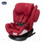 Biztonsági autósülés 0-36 kg Chicco UNICO ISOFIX 180° Red Passion ch0707984864